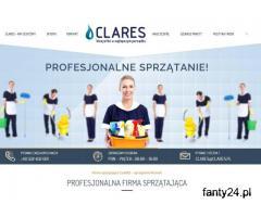 Firma sprzątająca Poznań CLARES